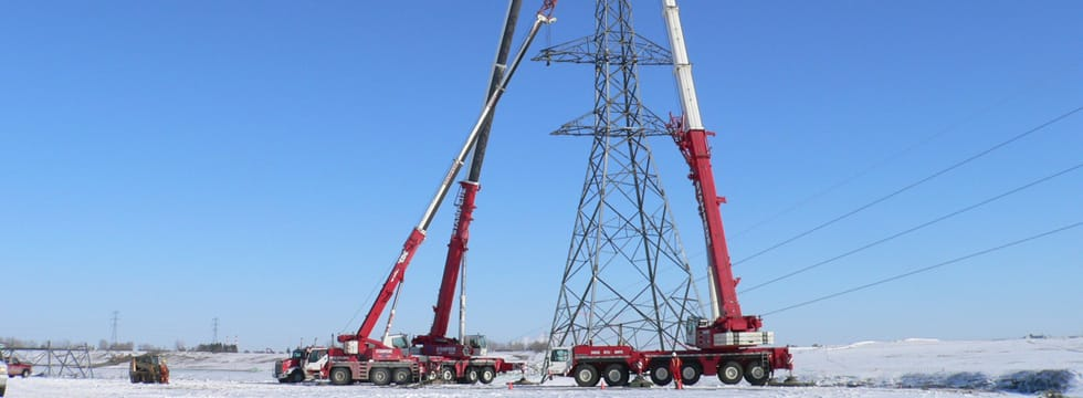 Power Transmission Crane Lift (8)-980
