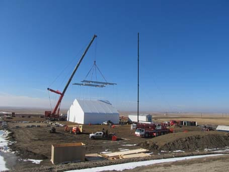 Agriculture and Construction - Stampede Crane & Rigging