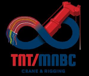TNT/MNBC Infinity Crane & Ringing Logo
